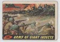 Army of Giant Insects [Poor to Fair]