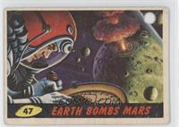 Earth Bombs Mars [Poor to Fair]