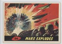 Mars Explodes [Good to VG‑EX]