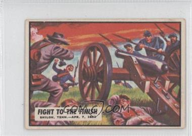 1962 Topps Civil War News [???] #14 - [Missing] [Good to VG‑EX]