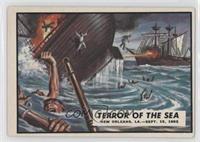 Terror of the Sea