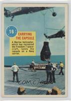 Carrying the Capsule