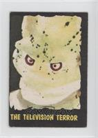 The Television Terror [Good to VG‑EX]