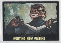 Hunting New Victims [Good to VG‑EX]