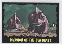 Invasion Of The Sea Beast