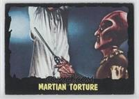 Martian Torture [Good to VG‑EX]