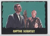 Captive Scientist [GoodtoVG‑EX]