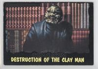 Destruction Of The Clay Man [Good to VG‑EX]