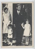 John F. Kennedy, Jackie Kennedy [Good to VG‑EX]