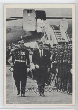 1964 Topps The Story of John F. Kennedy #20 - John F. Kennedy