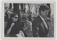 Jackie Kennedy, John F. Kennedy [GoodtoVG‑EX]