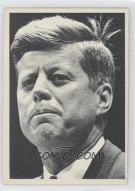 1964 Topps The Story of John F. Kennedy #27 - John F. Kennedy