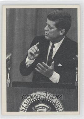1964 Topps The Story of John F. Kennedy #29 - John F. Kennedy