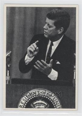 1964 Topps The Story of John F. Kennedy #29 - [Missing]