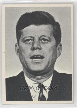 1964 Topps The Story of John F. Kennedy #31 - John F. Kennedy