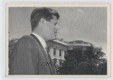1964 Topps The Story of John F. Kennedy #38 - John F. Kennedy