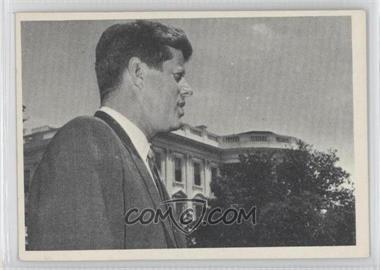 1964 Topps The Story of John F. Kennedy #38 - John F. Kennedy
