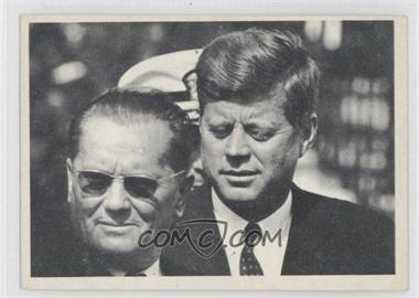 1964 Topps The Story of John F. Kennedy #39 - John F. Kennedy