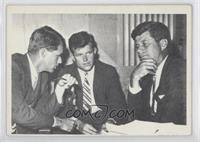 John F. Kennedy, Robert Kennedy, Edward Kennedy [GoodtoVG‑EX]