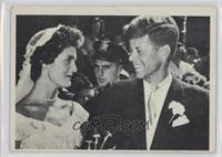 Jackie Kennedy, John F. Kennedy [Poor to Fair]
