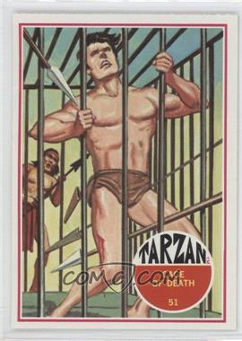 1966 Philadelphia Tarzan #51 - Cage of Death