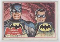 Portable Bat Signals [GoodtoVG‑EX]