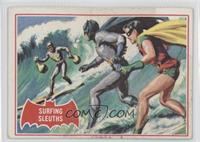 Surfing Sleuths