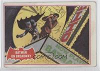 Batman on Broadway [GoodtoVG‑EX]