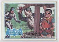 The Joker Wishes Robin Well [GoodtoVG‑EX]