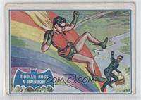 Riddler Robs a Rainbow!