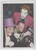 Penguin, Riddler, The Joker