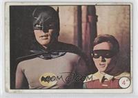 Batman, Robin [GoodtoVG‑EX]