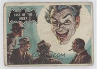 Face of the Joker