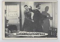 Superman gets his Man [Good to VG‑EX]
