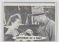 Superman as a Baby [Good to VG‑EX]