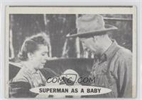 Superman as a Baby [GoodtoVG‑EX]