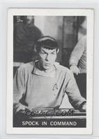 Spock In Command [Good to VG‑EX]