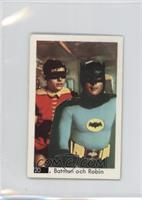 Batman och Robin [Good to VG‑EX]