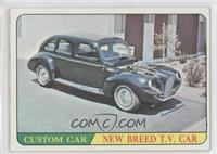 New Breed TV Car [Good to VG‑EX]