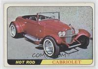 Cabriolet [Good to VG‑EX]