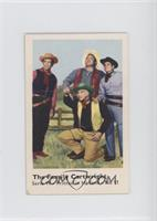 The Family Cartwright [Good to VG‑EX]