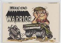 Week-End Warrior
