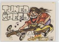 Tuned For Speed