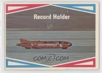 Record Holder [GoodtoVG‑EX]