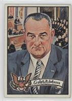 Lyndon B. Johnson [GoodtoVG‑EX]