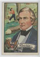 Millard Fillmore [Poor to Fair]