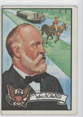 1972 Topps U.S. Presidents #20 - James A. Garfield
