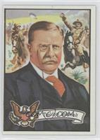Theodore Roosevelt [Good to VG‑EX]
