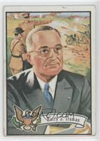 Harry S. Truman [GoodtoVG‑EX]