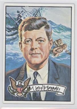1972 Topps U.S. Presidents #34 - [Missing]